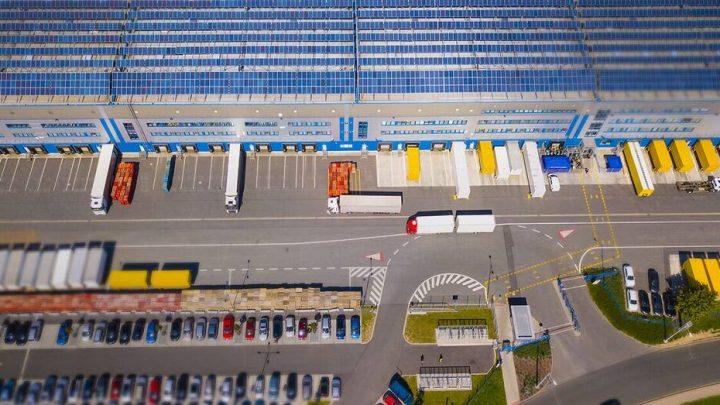 logistické parky